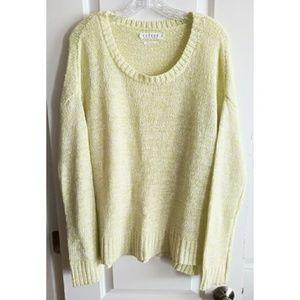 Anthro Velvet by Graham & Spencer Sweater! Sz: L